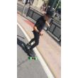 Future Skateboard (Koowheel D3M elektromos gördeszka)