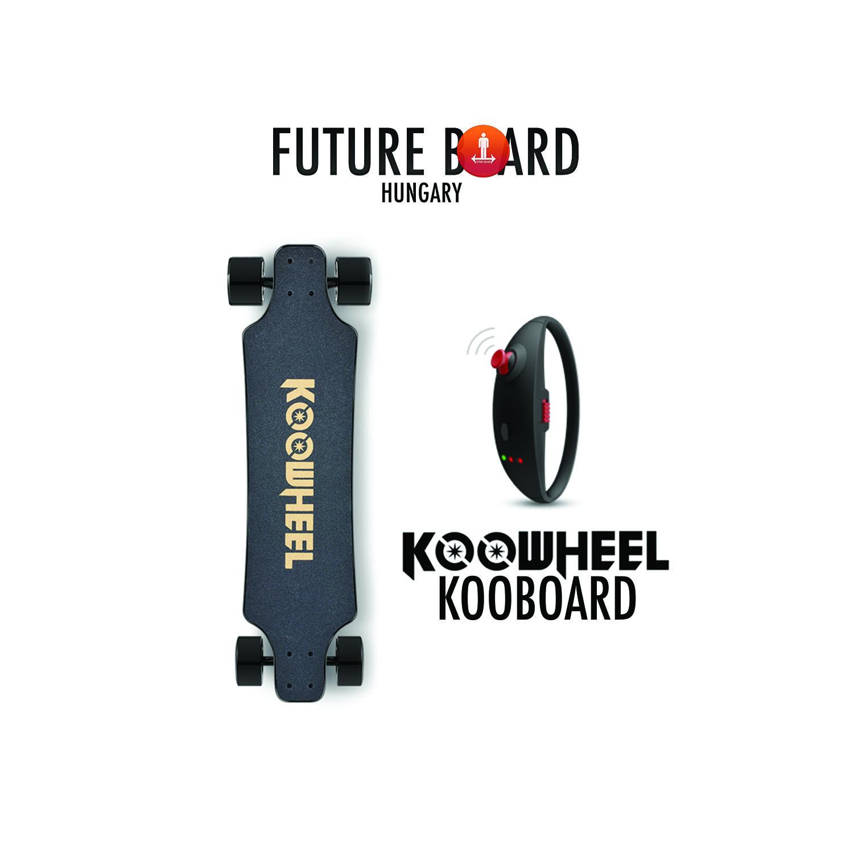 071448b95b55 Koowheel - KOOBOARD ONYX - 5500mAh - 2. generációs elektromos gördeszka