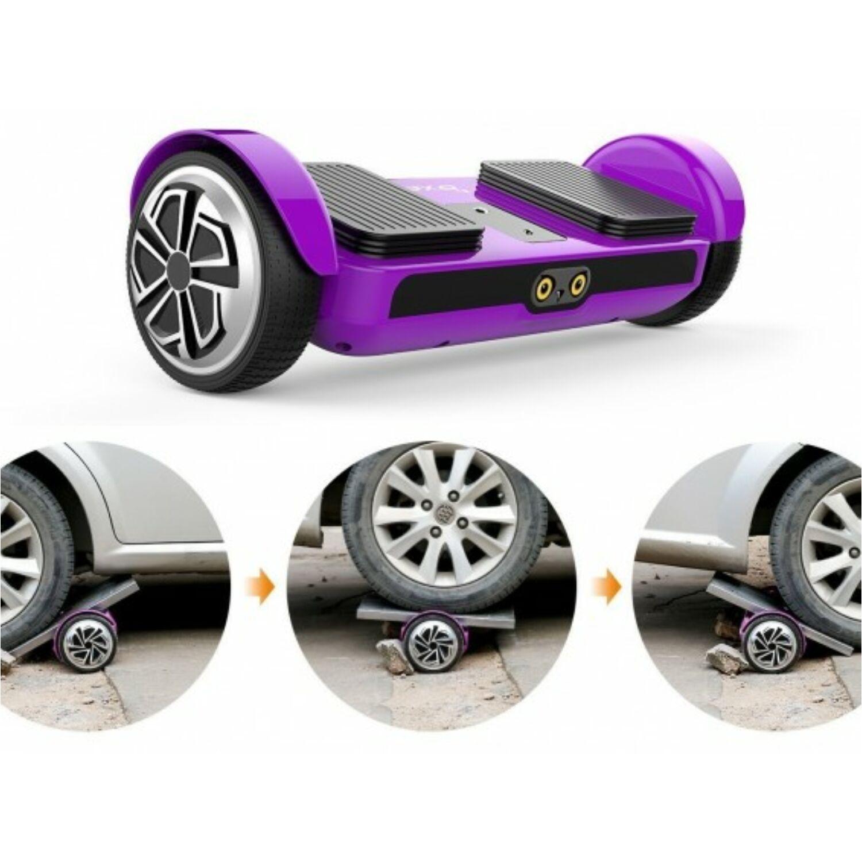 oxa hoverboard 6 5 lila 6 5 inch kicsi future. Black Bedroom Furniture Sets. Home Design Ideas