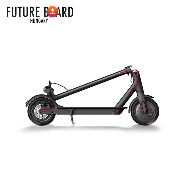 xiaomi mijia m365 scooter elektromos roller fekete. Black Bedroom Furniture Sets. Home Design Ideas