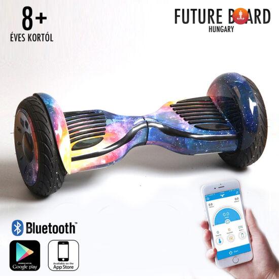 Future Board Space X10 - APP - Ajándék Bluetooth zenelejátszás