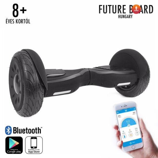 Future Board Black X10 - APP - Ajándék Bluetooth zenelejátszás