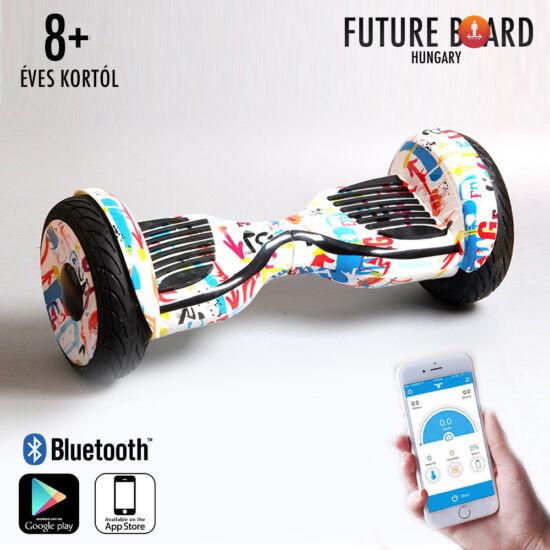 Future Board Play X10 - APP - Ajándék Bluetooth zenelejátszás
