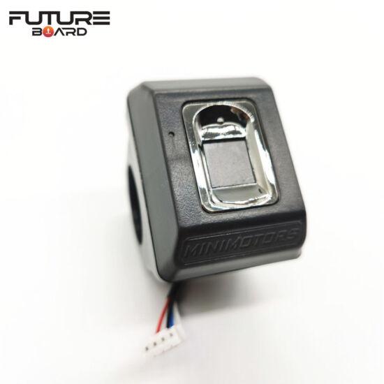 Minimotors újjlenyomat olvasós indításgátló - EYE 3 LCD kijelzőhöz