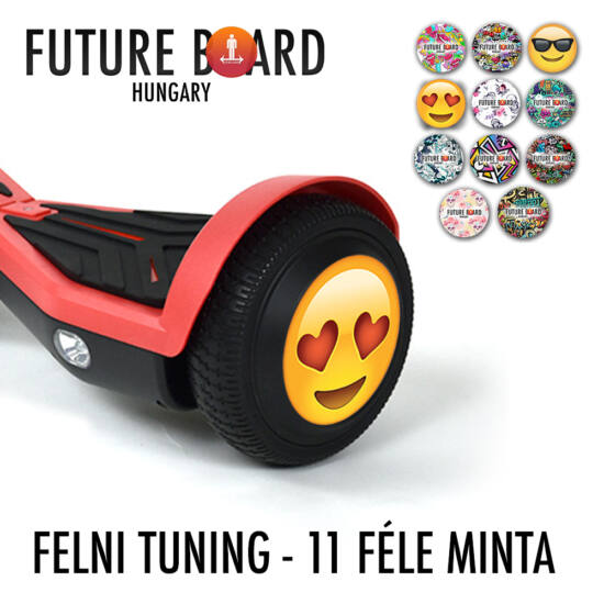 K3 - K8 Future Board Felni Tuning Matrica