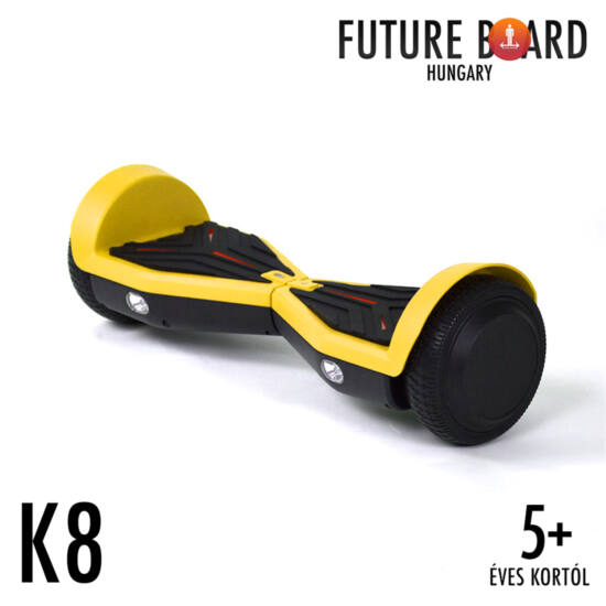 Future Board K8 - Bluetooth Zenelejátszás +Ajándék Felni matrica