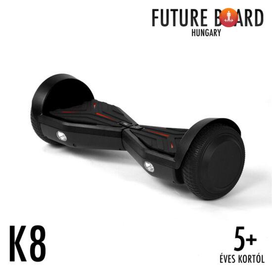Future Board K8 - Bluetooth Zenelejátszás + Felni matrica