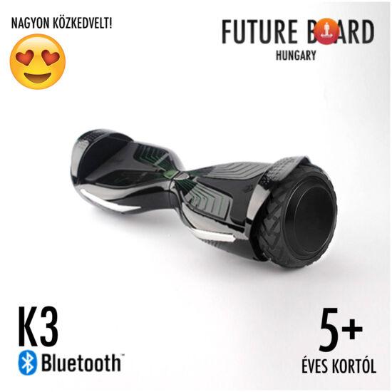 Future Board K3 SPIDER + Ajándék táska + Felni matrica