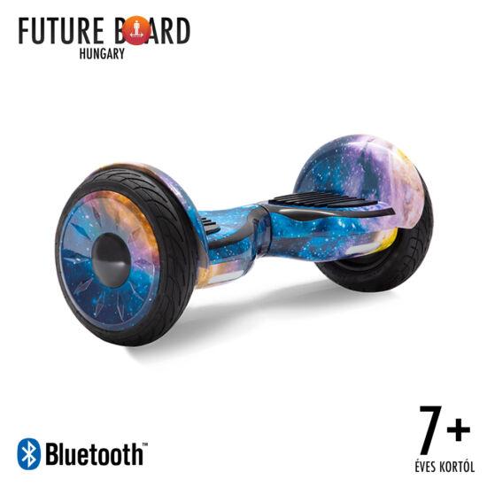 Future Board Galaxy Limited X10 - Bluetooth zenelejátszás - Ajándék táska