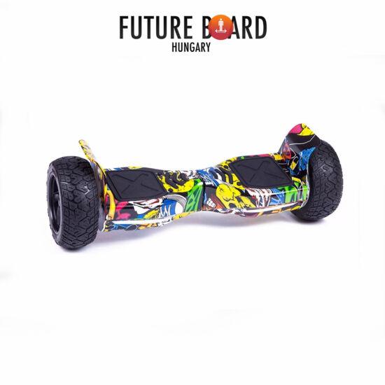 Future Board Hero X7  - Ajándék Bluetooth zenelejátszás
