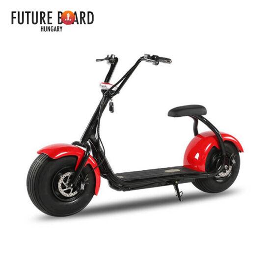 Future Bike Red