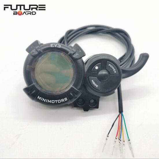 Minimotors EYE 3 LCD Display - Kijelző - Gázkar