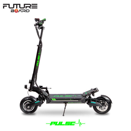 Pulse 10 Dual Pro - 2X1200W - 28Ah Samsung akku - 60V