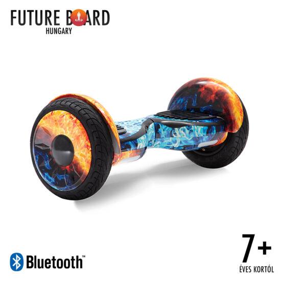 Future Board Ice Flame X10 - Bluetooth zenelejátszás - Ajándék táska