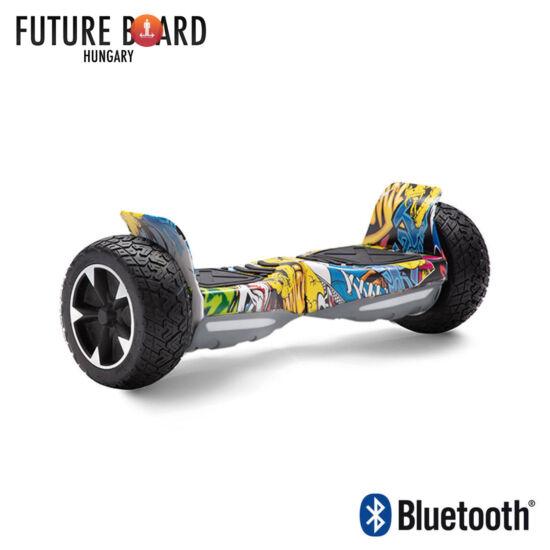 Future Board Hero X7 - OFF ROAD - Bluetooth zenelejátszás - Ajándék táska
