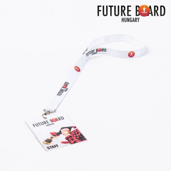 Future Board névreszóló nyakbaakasztó